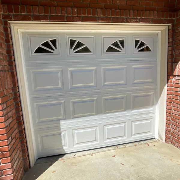 Ben's Garage Door