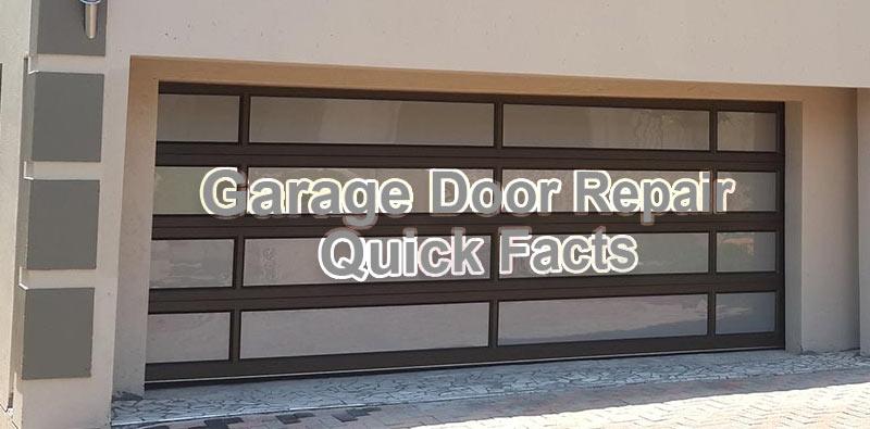 facts of garage doors