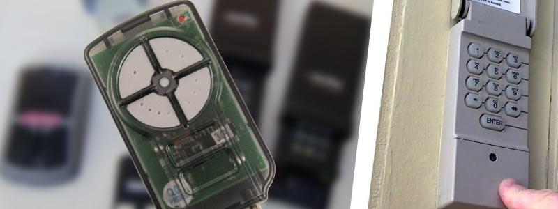 garage door remote keypad repair