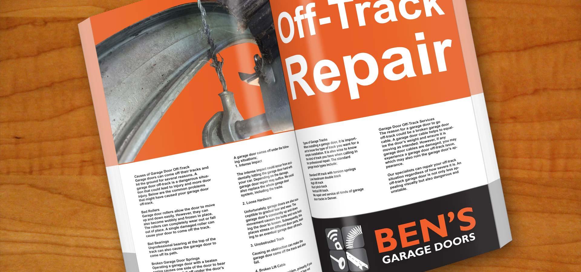 off track repair
