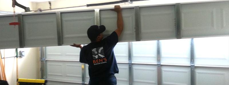 panel replacement repair