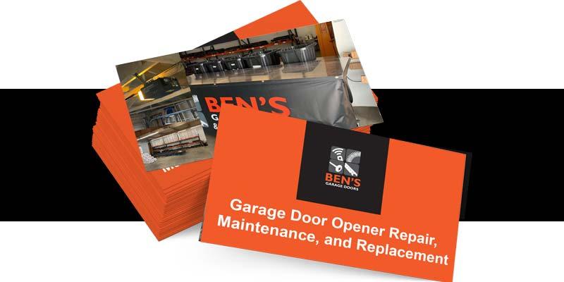 choose garage door opener